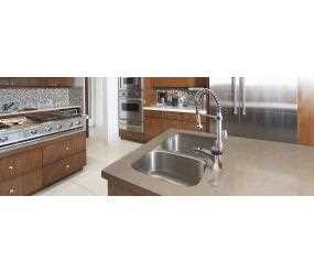 Dual Bowl Sinks complete with functional Disposal
