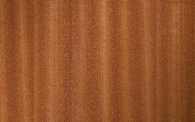 Exotic Ribbon Cut Sapele
