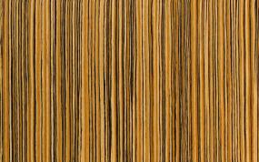 Reconstituted Zebrawood